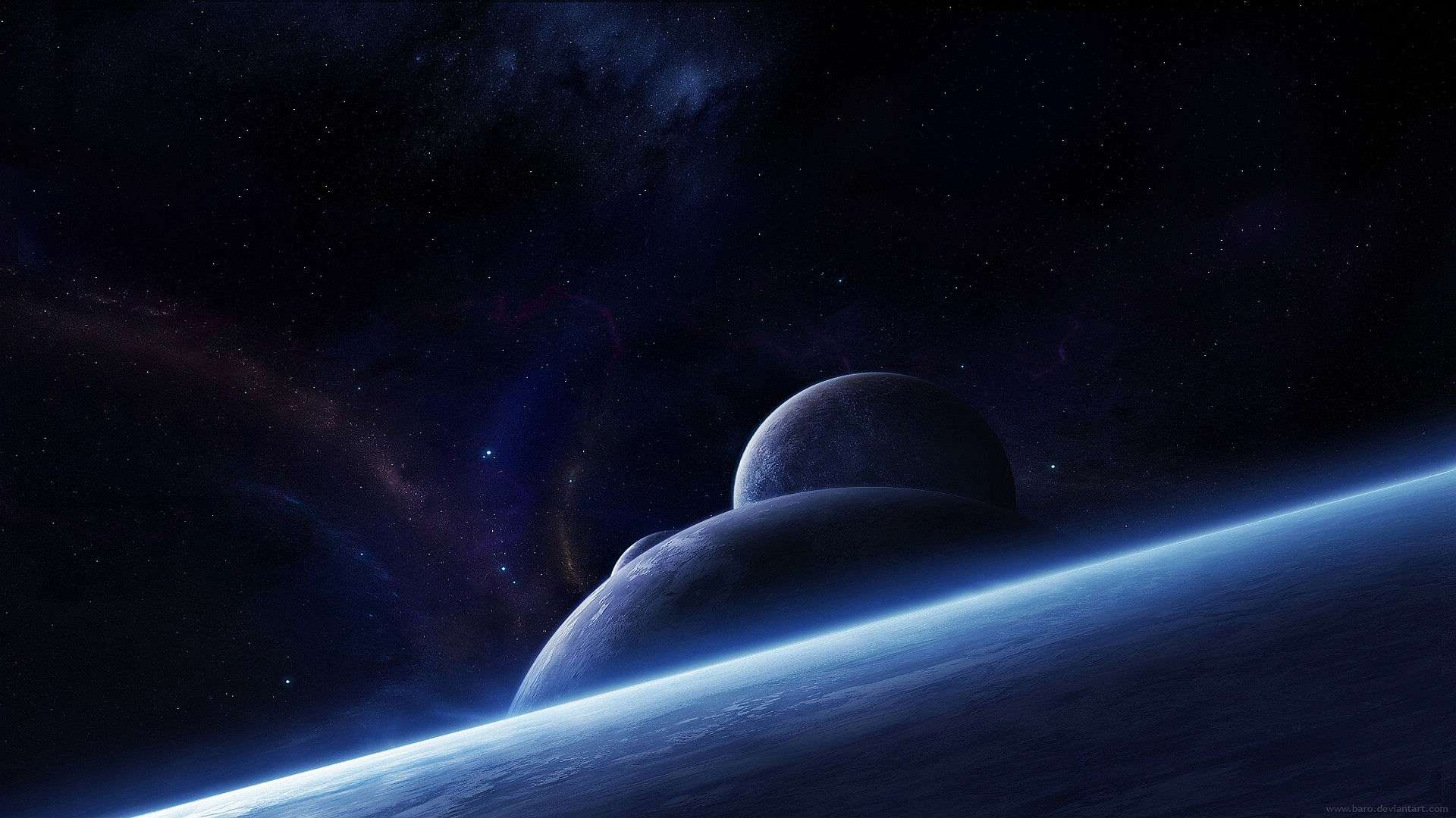 Space Wallpaper 057