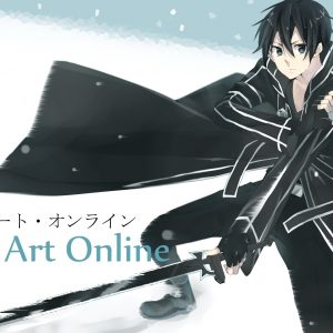 Sword Art Online Anime Wallpaper 004 300x300
