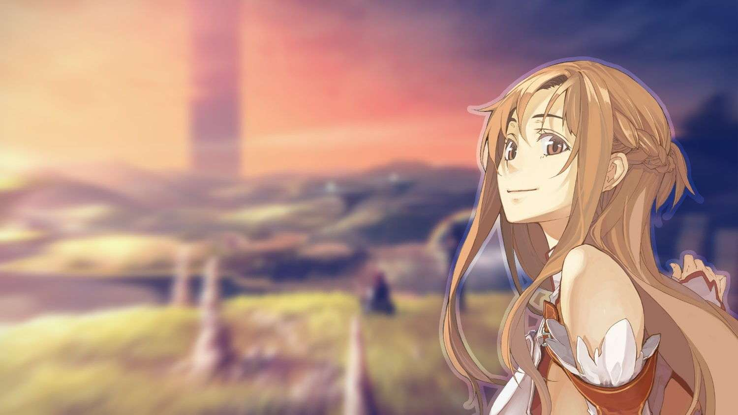 Sword Art Online Anime Wallpaper 009