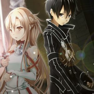 Sword Art Online Anime Wallpaper 011 300x300