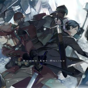 Sword Art Online Anime Wallpaper 032 300x300
