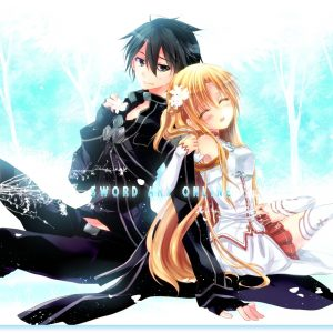 Sword Art Online Anime Wallpaper 042 300x300