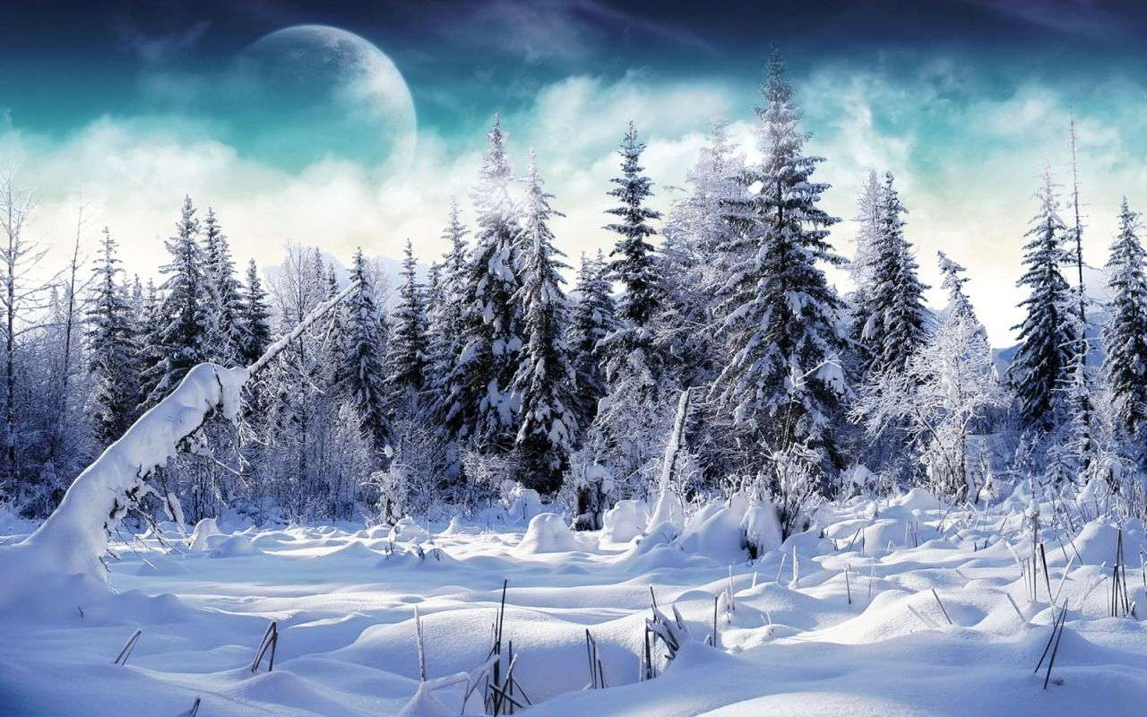 Winter Wallpaper 032