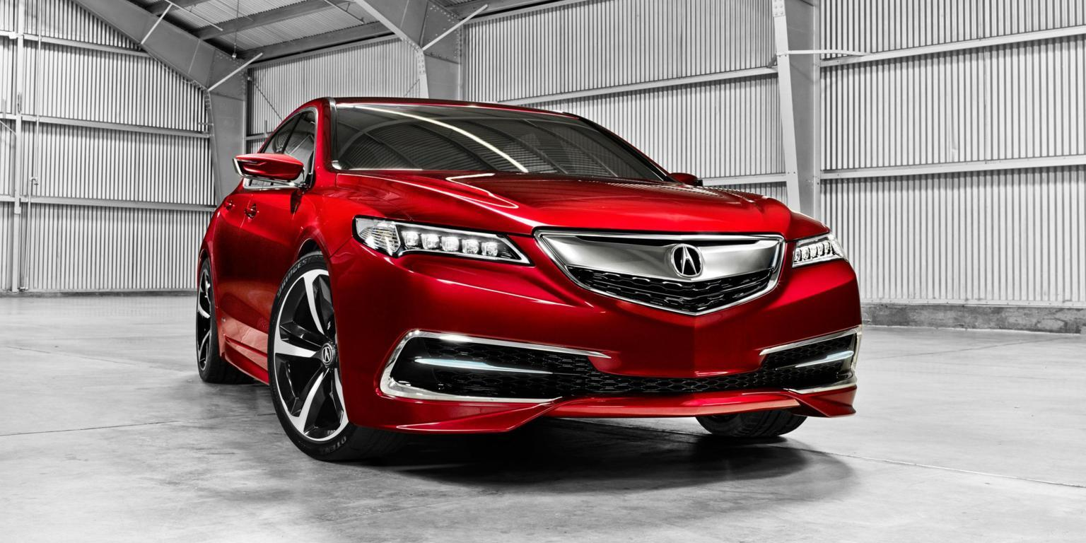 Acura TLX 2015 Wallpaper 12