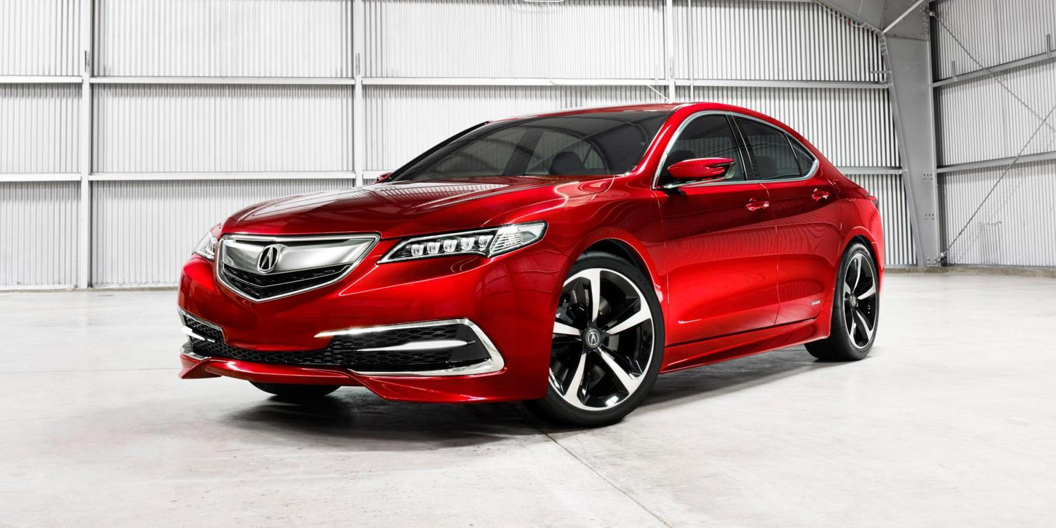 Acura TLX 2015 Wallpaper 3