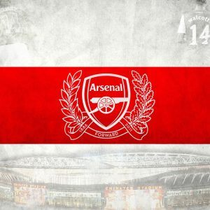 Arsenal Logo Wallpaper 1 300x300