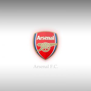 Arsenal Logo Wallpaper 14 300x300