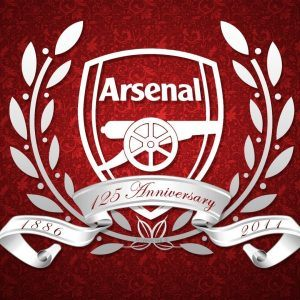 Arsenal Logo Wallpaper 15