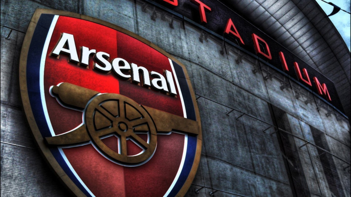 Arsenal Logo Wallpaper 16