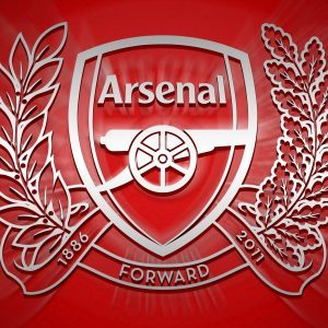 Arsenal Logo Wallpaper 17