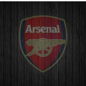 Arsenal Logo Wallpaper 2