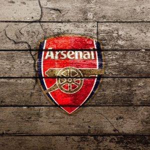 Arsenal Logo Wallpaper 20 300x300