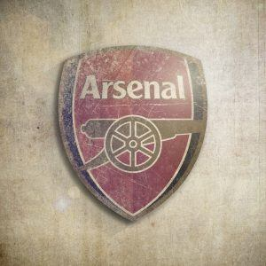 Arsenal Logo Wallpaper 4