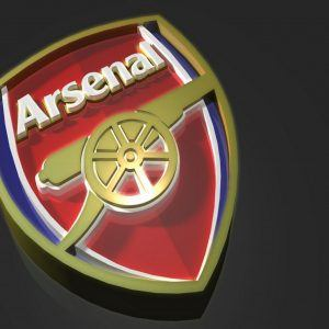 Arsenal Logo Wallpaper 6