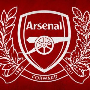 Arsenal Logo Wallpaper 7