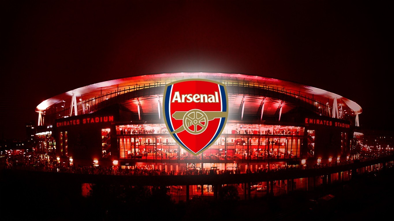 Arsenal Logo Wallpaper 9