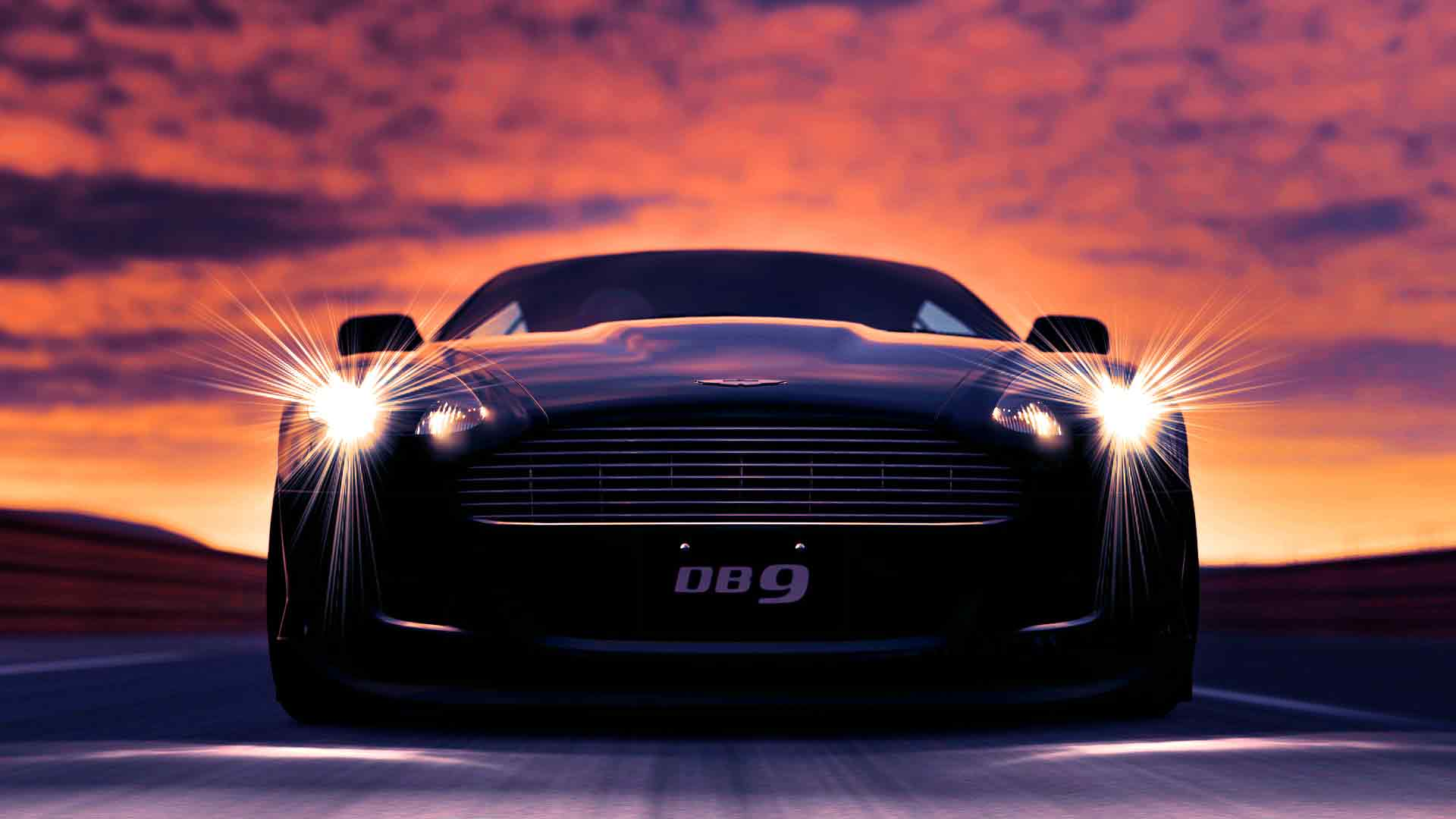 Aston Martin DB9 Wallpaper 18