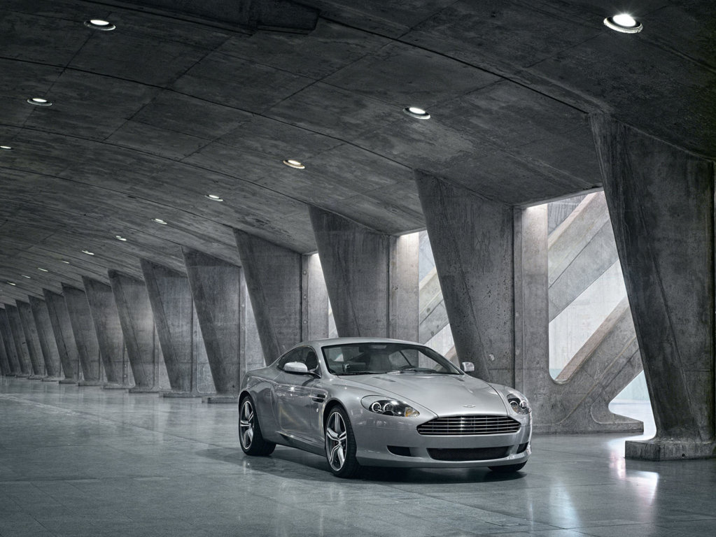 Aston Martin DB9 (1600x1200) Wallpaper