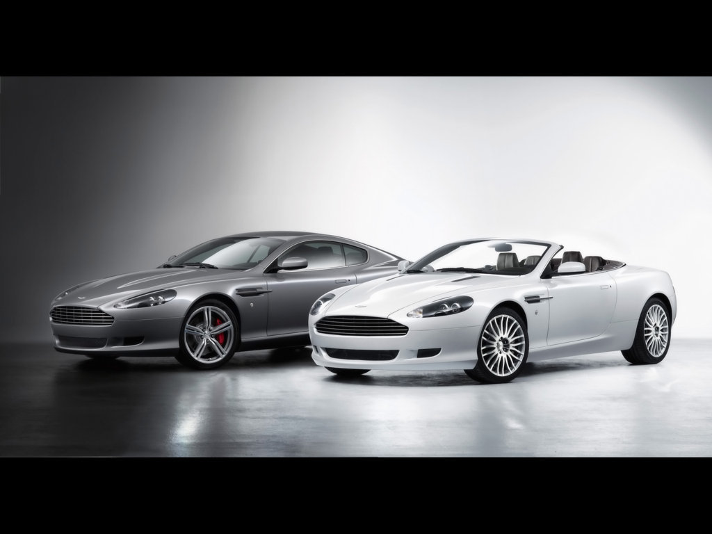 Aston Martin DB9 Wallpaper 26