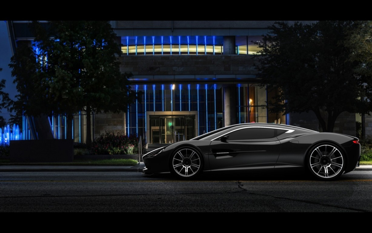 Aston Martin DBC Wallpaper 1