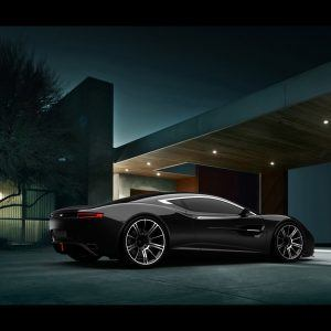Aston Martin DBC Wallpaper 9 300x300