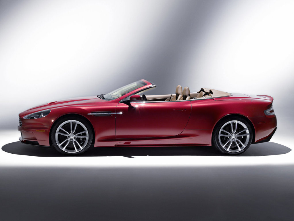Aston Martin Volante Wallpaper 4