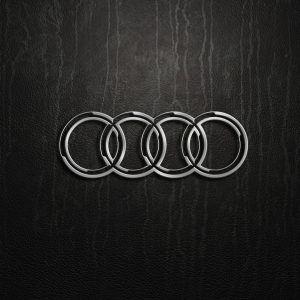 Audi Logo Wallpaper 1
