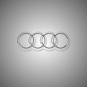 Audi Logo Wallpaper 16 300x300