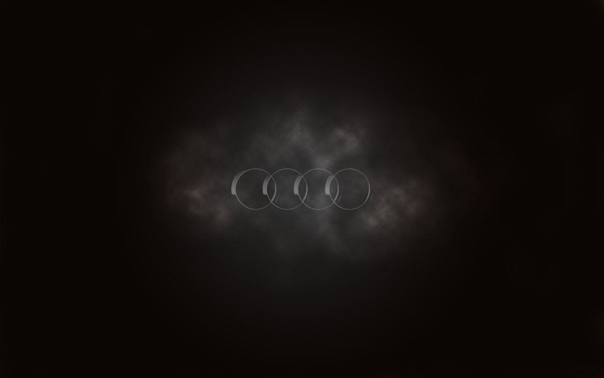 Audi Logo Wallpaper 3