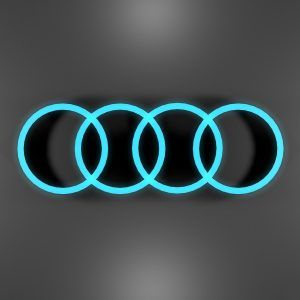 Audi Logo Wallpaper 7 300x300