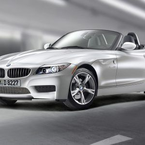 BMW Z4 Wallpaper 1