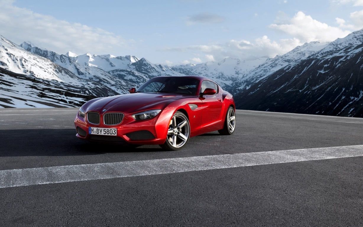 BMW Z4 Wallpaper 6