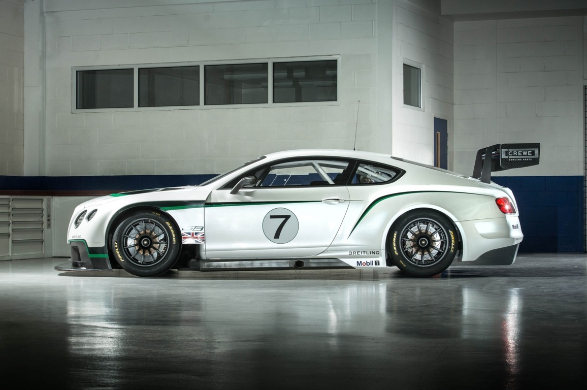 Bentley Continental GT3 Wallpaper 1
