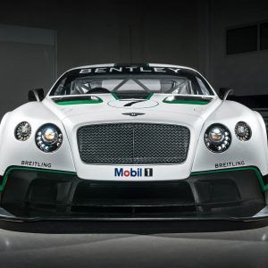 Bentley Continental GT3 Wallpaper 2
