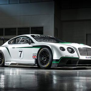 Bentley Continental GT3 Wallpaper 3