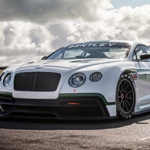 Bentley Continental GT3 Wallpaper 4