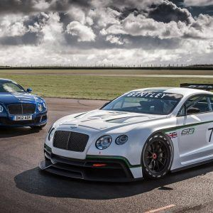 Bentley Continental GT3 Wallpaper 5