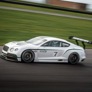 Bentley Continental GT3 Wallpaper 6