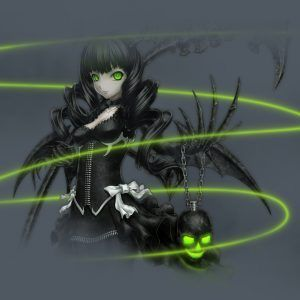 Black Rock Shooter Anime Wallpaper 10 300x300
