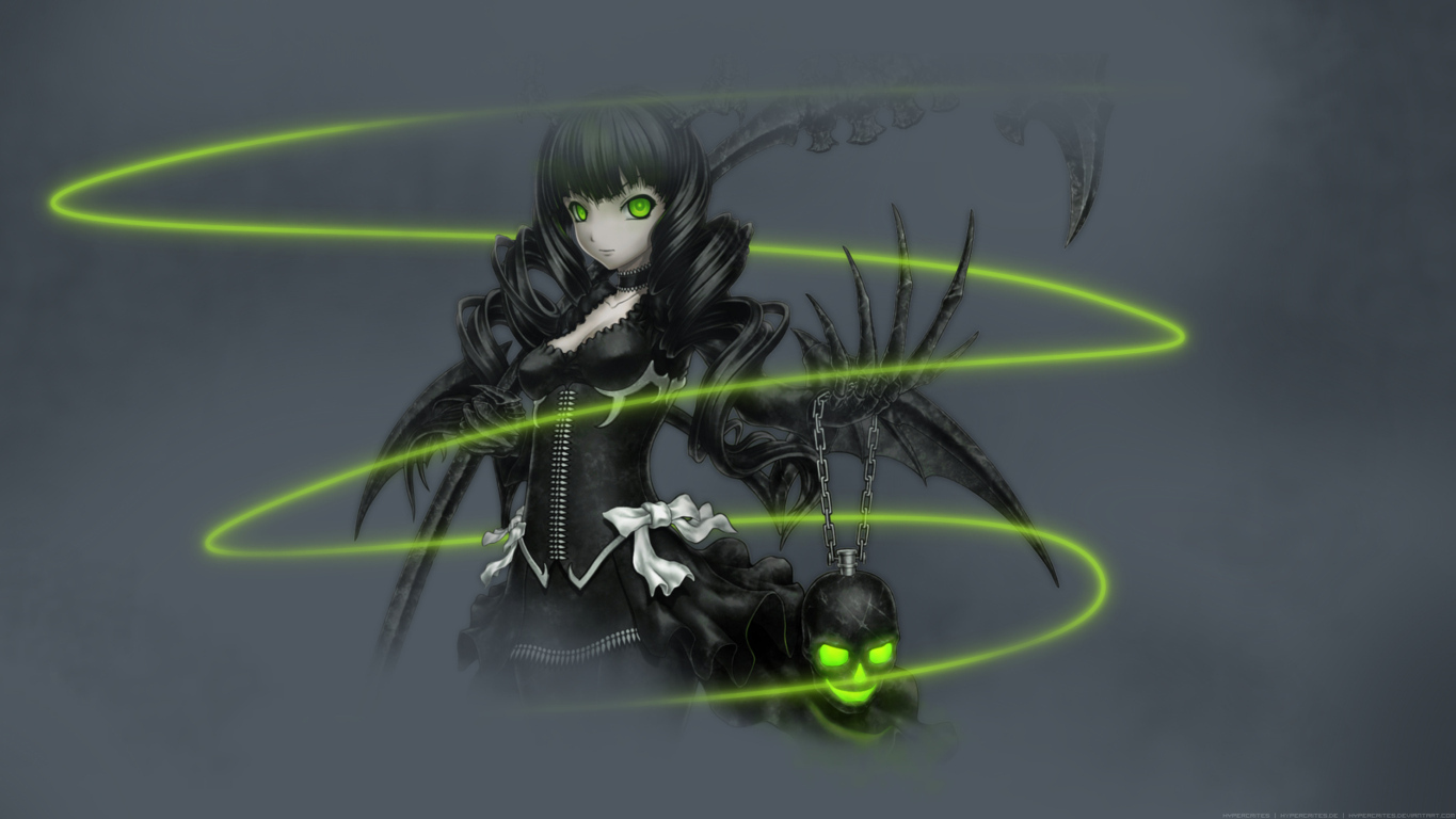 Black Rock Shooter Anime Wallpaper 10