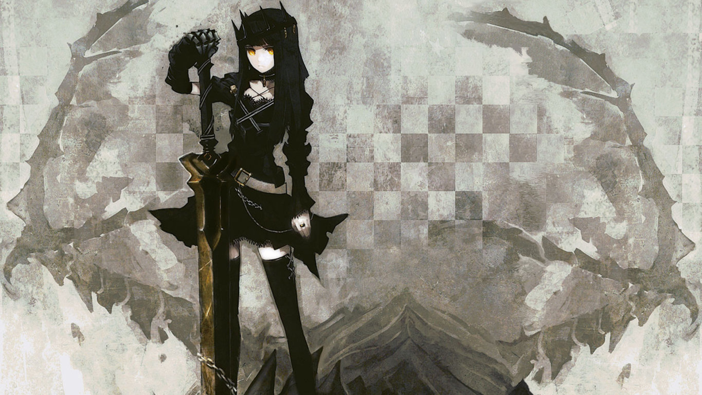 Black Rock Shooter Anime Wallpaper 4