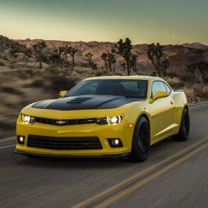 Chevrolet Camaro SS 1LE Wallpaper 3