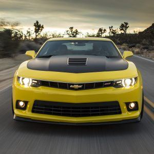 Chevrolet Camaro SS 1LE Wallpaper 4