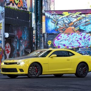 Chevrolet Camaro SS 1LE Wallpaper 5 300x300
