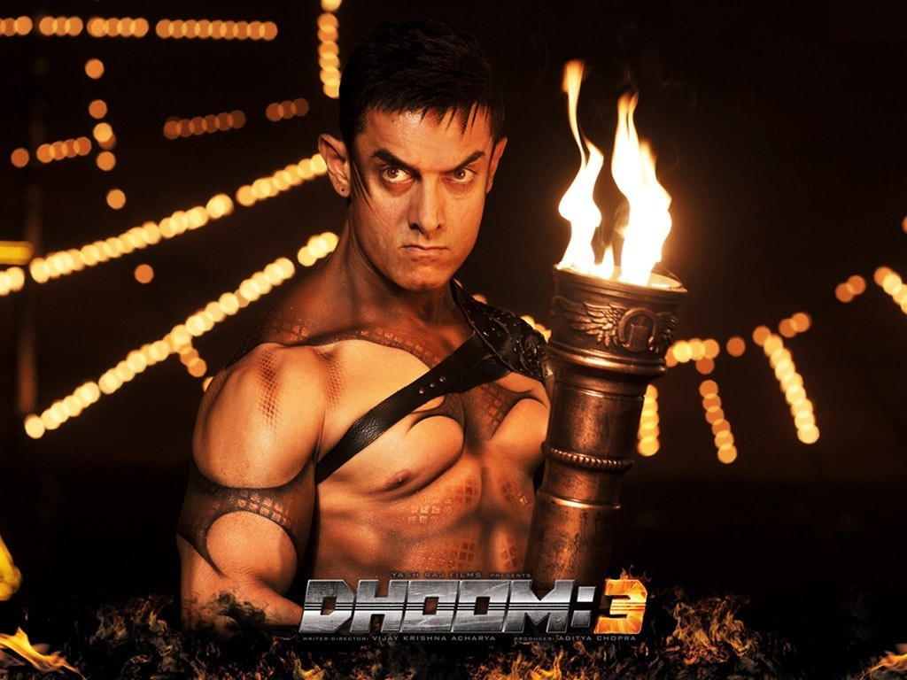 Dhoom 3 Wallpaper 7