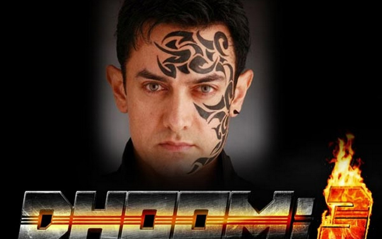 Dhoom 3 Wallpaper 8