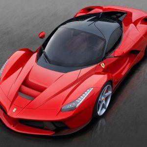 Ferrari LaFerrari 2014 Wallpaper 1 300x300