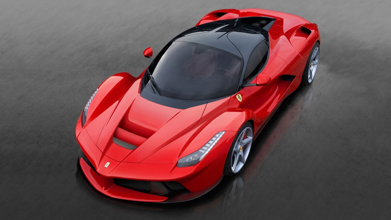 Ferrari LaFerrari 2014 Wallpaper 1