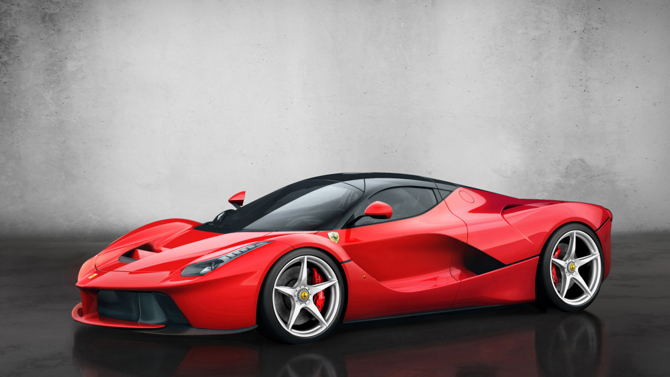 Ferrari LaFerrari 2014 Wallpaper 4