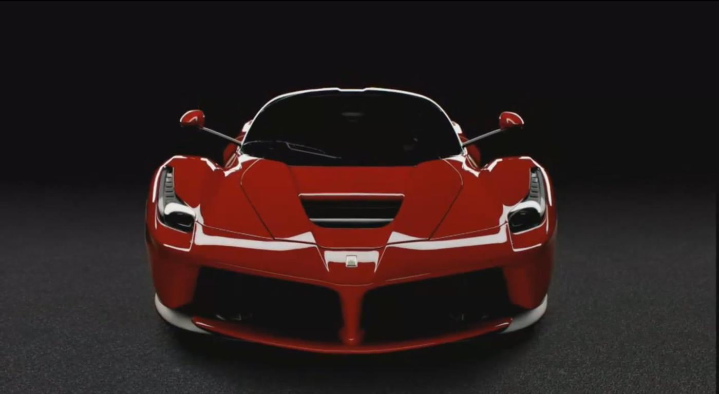 Ferrari LaFerrari 2014 Wallpaper 7